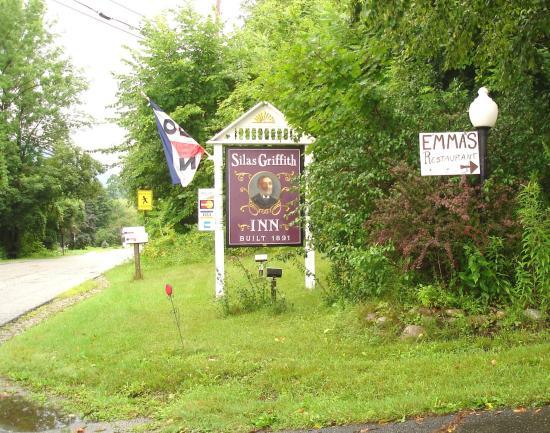 Silas Griffith Inn: 6/08/2008