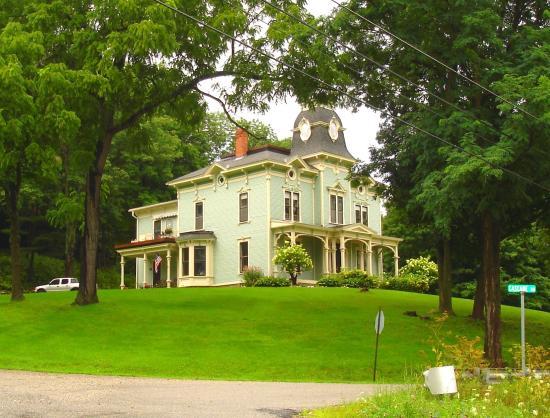 Silas Griffith Inn: 6/08/2015