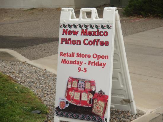 New Mexico Pinon Coffee