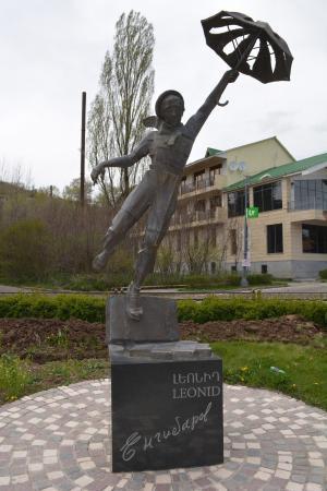 Leonid Yengibarov Monument