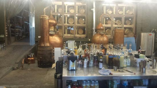 Photo of Nightclub Maggie's Farm Rum Distillery at 3212a Smallman St, Pittsburgh, PA 15201, United States
