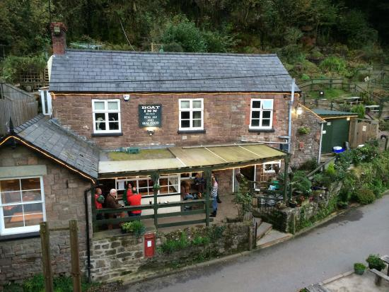 Small Riverside Inn