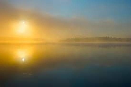Days Inn & Suites Rhinelander: Sunrise
