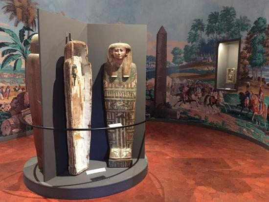 Musee Calvet: Egyptian collection
