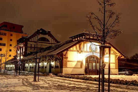 Hotel Pivovar: Exterier