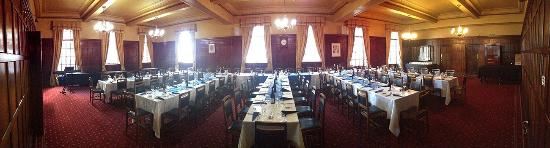 Wellesley Boutique Hotel: Grand Dinning Room