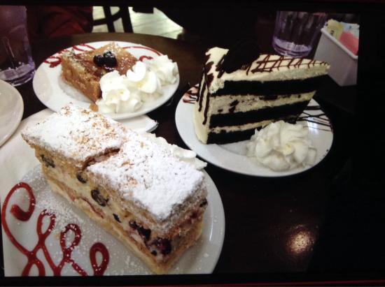 Martha S Bakery Napoleon Cake