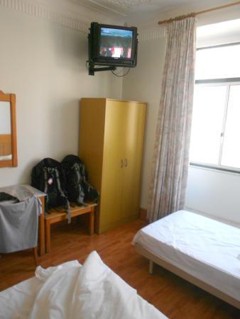 Residencial Roxi: Quarto