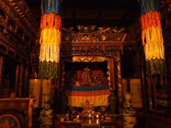Dazhao Temple : temple
