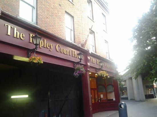 The Ripley Court Hotel Tripadvisor