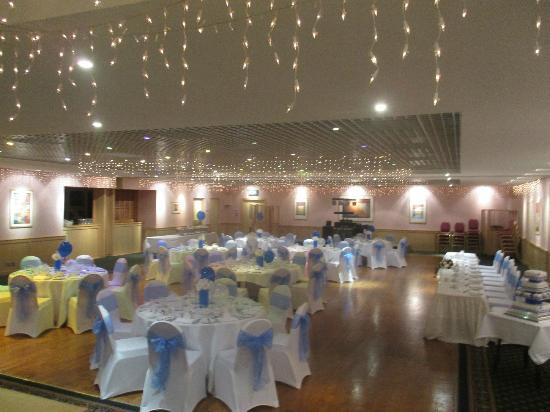 Cross Keys Hotel: Ballroom