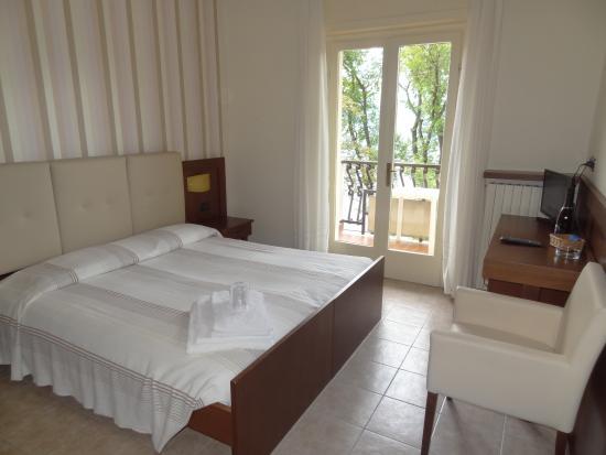 Hotel la Rotonda: Camera