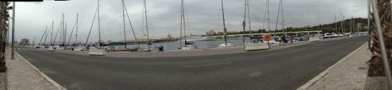 Natali Torremolinos: Malaga docks