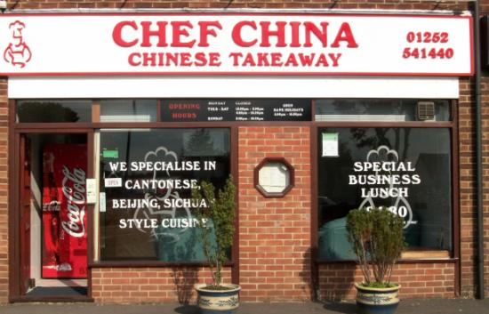 Chef China