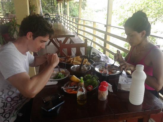 HOTEL FAZENDA ENCANTOS DO RONCADOR - Lodge Reviews (Nova