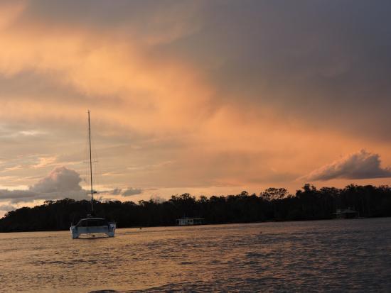Cayman Quays: Sunset
