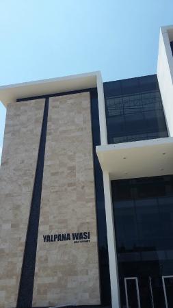 Yalpana Wasi - Lugar De La Memoria