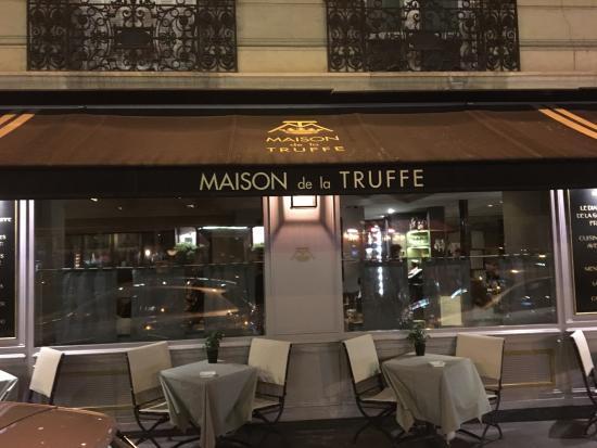 Picture of maison de la truffe paris - La maison de la truffe ...