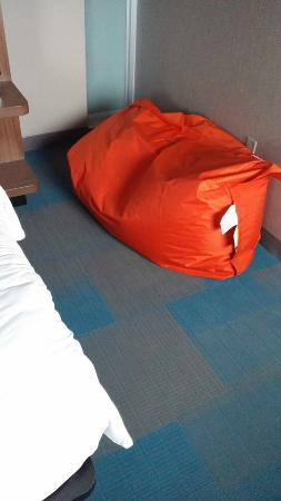 Amazing Bean Bag Chair Picture Of Aloft Buffalo Airport Dailytribune Chair Design For Home Dailytribuneorg