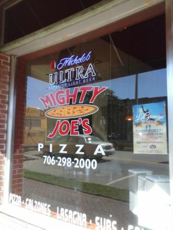 Good pizza in LaGrange, Georgia