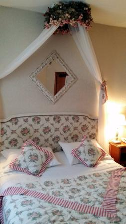 Grand Hotel Dechampaigne: Romantic!