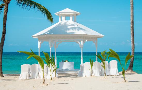 Beach Wedding Gazebo Picture of Majestic Colonial Punta Cana