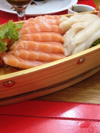 "ieimai temakeria ""Restaurante Japonês & Chinês"""