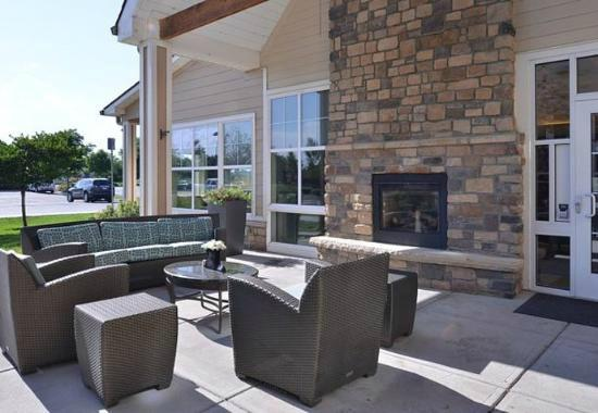 Residence Inn Loveland Fort Collins: Patio