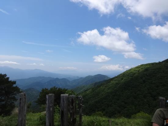 Mt. Tonotake: 塔ノ岳