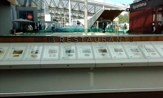 Vue ext photo de confluence lyon tripadvisor - Restaurant confluence domo ...