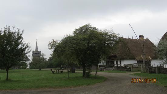 Hungarian Open Air Museum (Szabadteri Neprajzi Muzeum) : 園内景観 一例