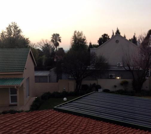 Villa Vittoria Lodge: Vista geral.