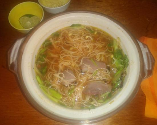 Chay's : Duck soup