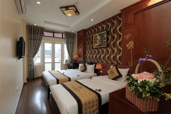 하노이 골든 참 호텔