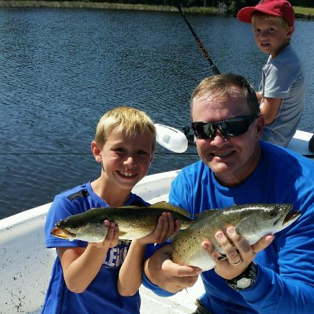 Finatics inshore fishing charters picture of finatics for Mobile alabama fishing charters