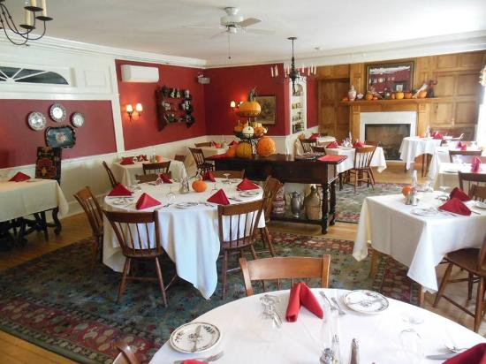 Dorset Inn: Dining room