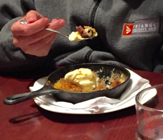 The King's Kitchen: Bread pudding!