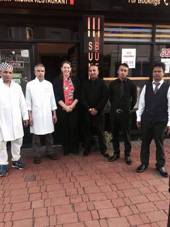 Spice Talk Indian Restaurant: Spice talk redcar