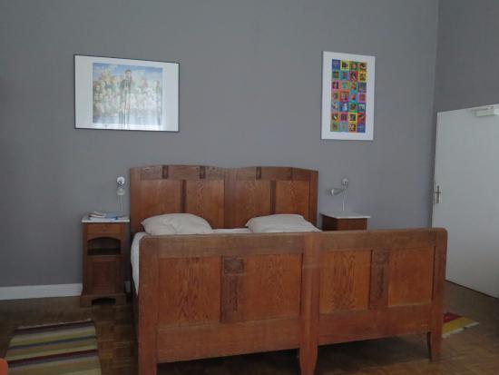 Pension Peters: Larger corner room