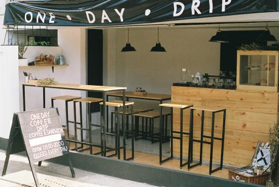 One Day Drip Café