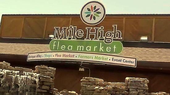 Mile High Flea Market: Flea Market