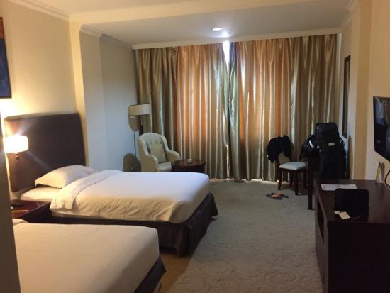 GGi Hotel: win bed room