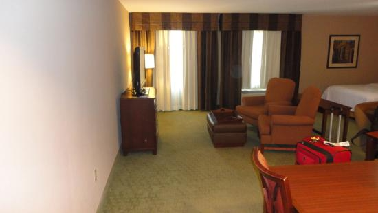 Homewood Suites by Hilton Jacksonville Downtown/Southbank: Taken from the front door RM: 641