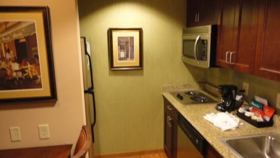 Homewood Suites by Hilton Jacksonville Downtown/Southbank: Kitchen RM: 641