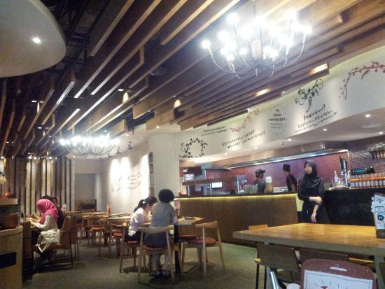 Restaurant interior picture of nando s subang jaya