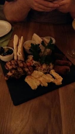 Ego Mediterranean Restaurant & Bar, Sheffield Photo
