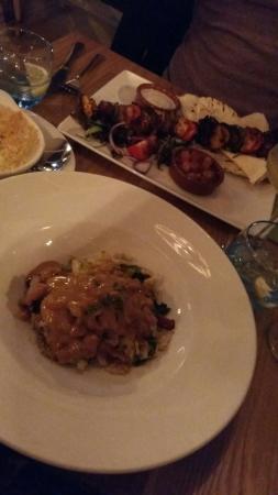 Food - Ego Mediterranean Restaurant & Bar, Sheffield Photo