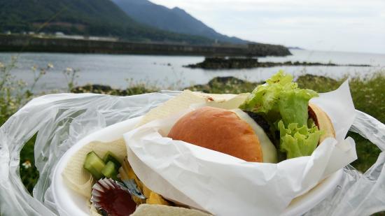 Yakushima, Japon : 栗生川の背景とセットで。