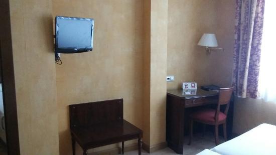 Hotel Cordon: Habitación