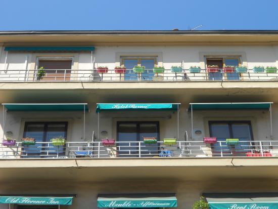 Hotel Berna Florence Tripadvisor